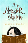 Vergrößerte Darstellung Cover: A Monster Like Me. Externe Website (neues Fenster)