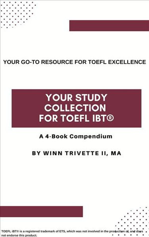 Your Study Collection for Toefl Ibt