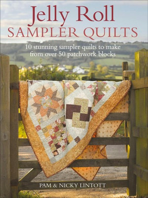 Jelly Roll Sampler Quilts
