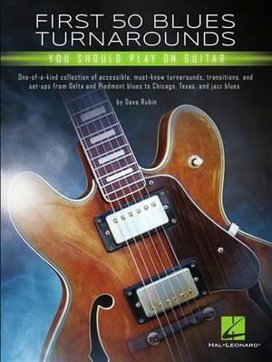 First 50 Blues Turnarounds You Should Play on Guitar