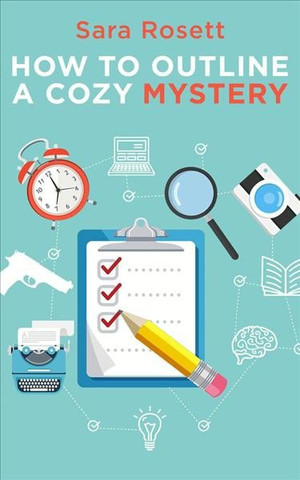 How to Outline a Cozy Mystery Workbook