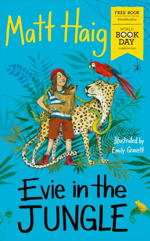 Evie in the Jungle