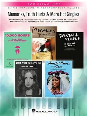 Memories, Truth Hurts & More Hot Singles Songbook