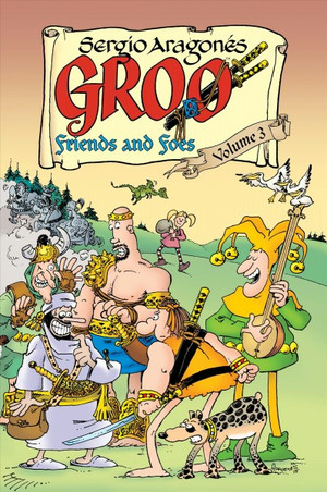 Groo Friends and Foes 3