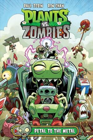 Plants Vs. Zombies 5