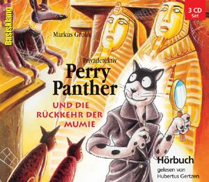 Privatdetektiv Perry Panther und die Rückkehr der Mumie