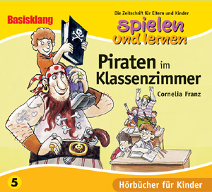 Piraten im Klassenzimmer!