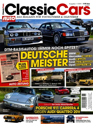 Auto Zeitung Classic Cars (11/2019)