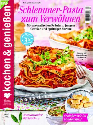kochen & genießen (04/2020)