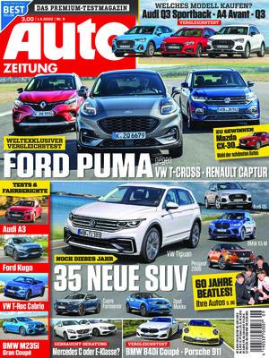 Auto Zeitung (09/2020)