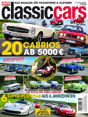 Auto Zeitung Classic Cars (05/2020)