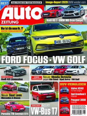 Auto Zeitung (11/2020)