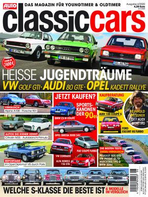 Auto Zeitung Classic Cars (06/2020)