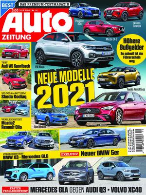 Auto Zeitung (12/2020)