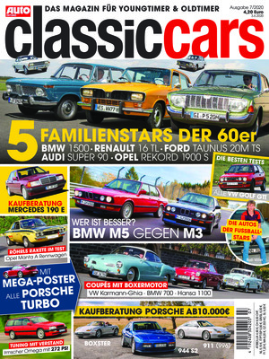 Auto Zeitung Classic Cars (07/2020)