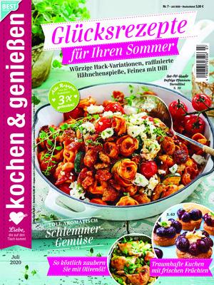 kochen & genießen (07/2020)