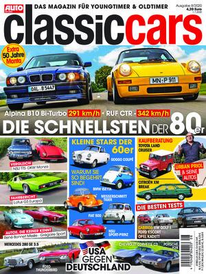 Auto Zeitung Classic Cars (08/2020)