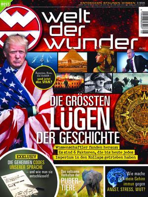 Welt der Wunder (08/2020)