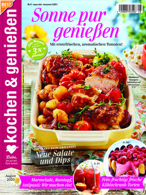 kochen & genießen (08/2020)