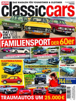 Auto Zeitung Classic Cars (09/2020)