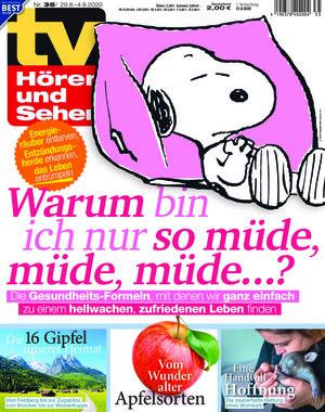 tv Hören und Sehen (35/2020)