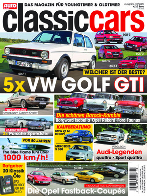 Auto Zeitung Classic Cars (10/2020)