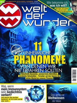 Welt der Wunder (10/2020)