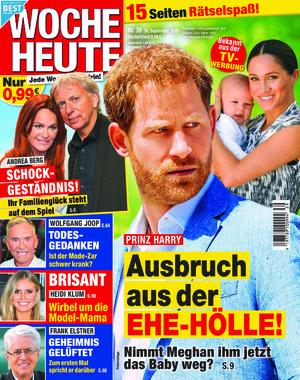 WOCHE HEUTE (39/2020)