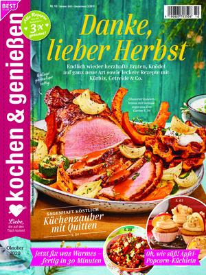 kochen & genießen (10/2020)