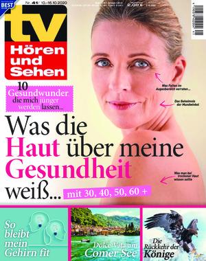 tv Hören und Sehen (41/2020)