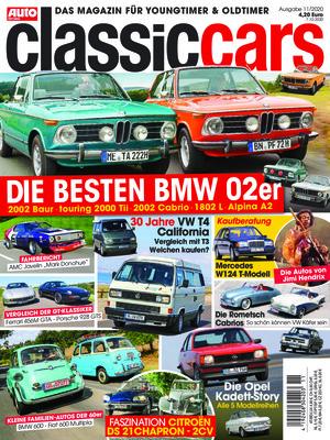 Auto Zeitung Classic Cars (11/2020)