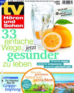 tv Hören und Sehen (43/2020)