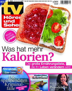 tv Hören und Sehen (44/2020)