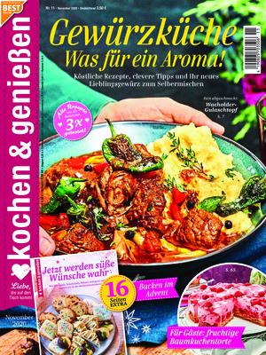 kochen & genießen (11/2020)