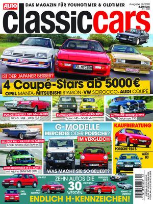 Auto Zeitung Classic Cars (12/2020)