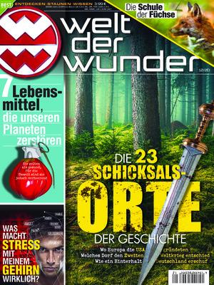 Welt der Wunder (12/2020)