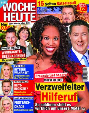 WOCHE HEUTE (53/2020)