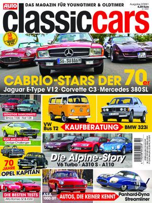 Auto Zeitung Classic Cars (02/2021)