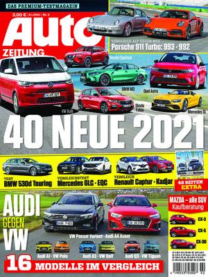 Auto Zeitung (02/2021)