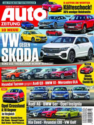 Auto Zeitung (03/2021)