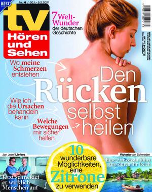 tv Hören und Sehen (04/2021)
