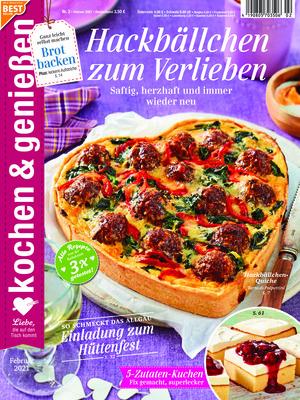 kochen & genießen (02/2021)
