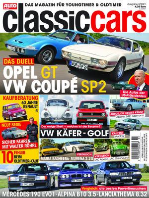 Auto Zeitung Classic Cars (03/2021)