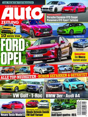 Auto Zeitung (04/2021)