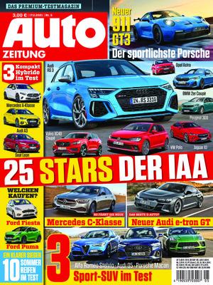 Auto Zeitung (05/2021)