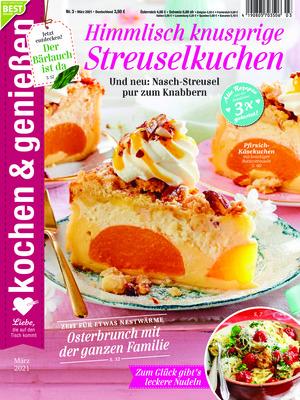 kochen & genießen (03/2021)