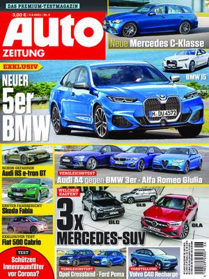 Auto Zeitung (06/2021)