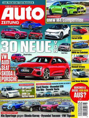 Auto Zeitung (07/2021)