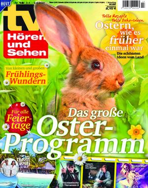 tv Hören und Sehen (13/2021)