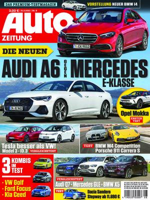 Auto Zeitung (08/2021)